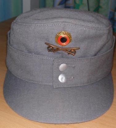 ww2 german  officer/'s  mountain cap  m43